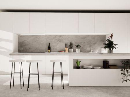 Concrete Kitchen - Unreal Engine 4 ArchViz Realtime
