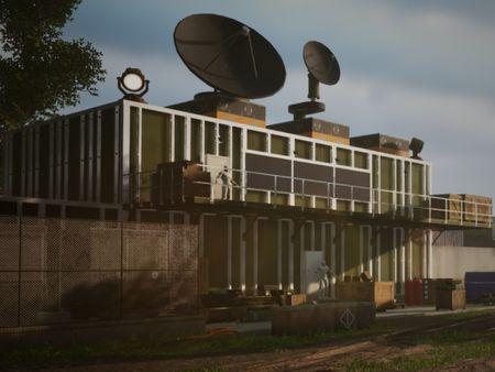 Tidal Basin base - The Division 2 Fan art