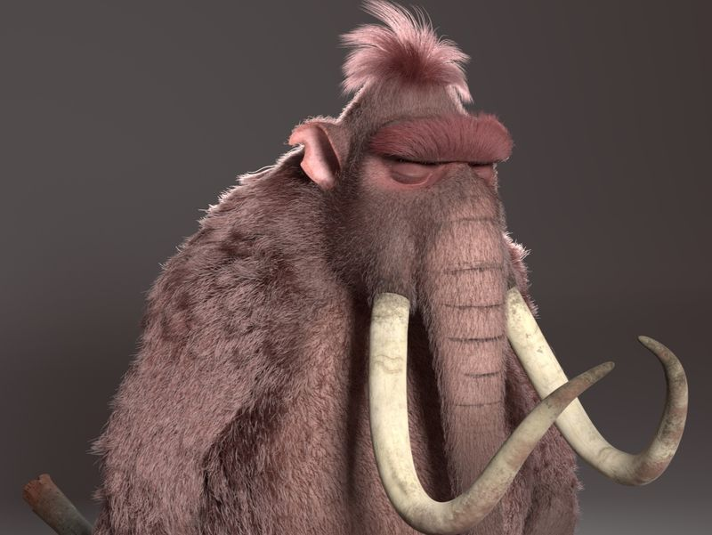 Mutu, the cavemammoth