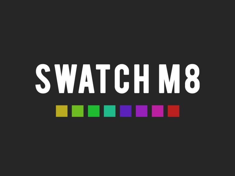 Swatch M8 - Swatch Texture Plugin