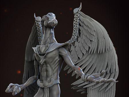 God Of Birds