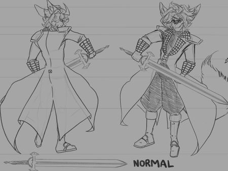 Character Concept: Art and Variations