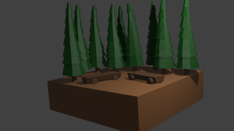 Low-Poly Testing