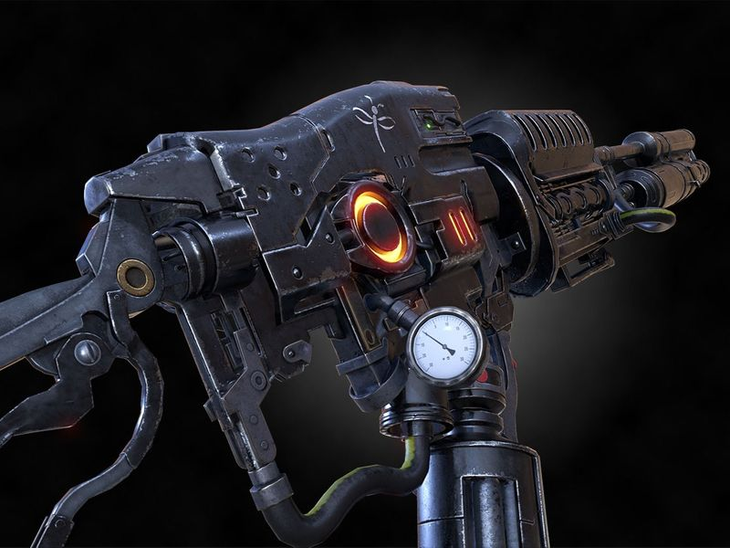 "Flamethrower ""Firefly"""