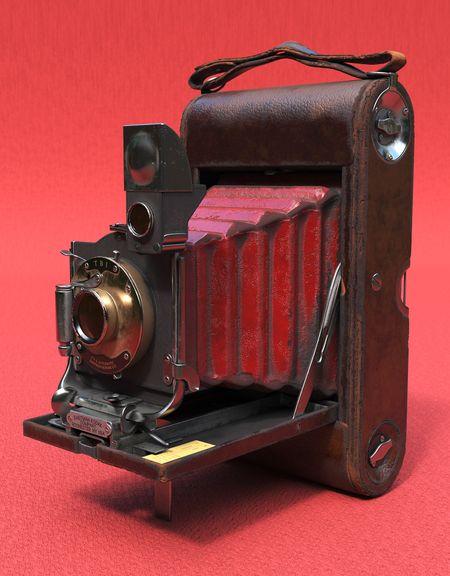 Kodak No 3A B2 1903