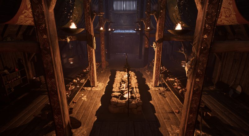 Viking Mead Hall