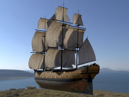 American Revolution - Charon Battleship