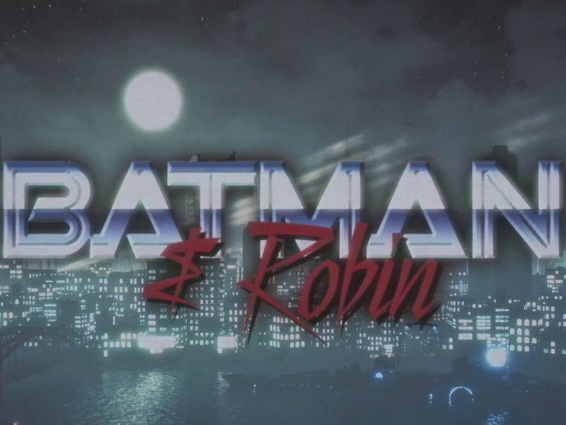 Batman & Robin VFX