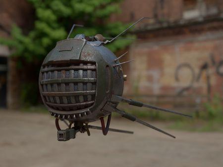 Fallout Eyebot