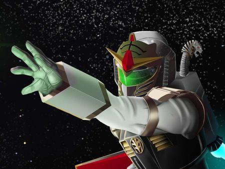 White Gundam Ranger