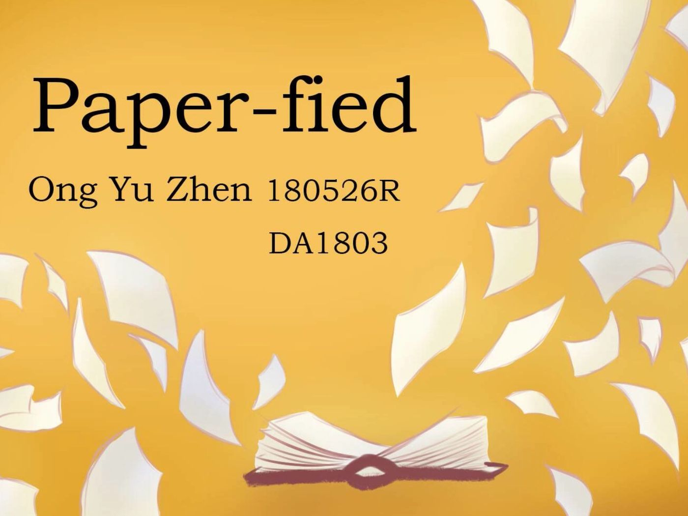Paperfied