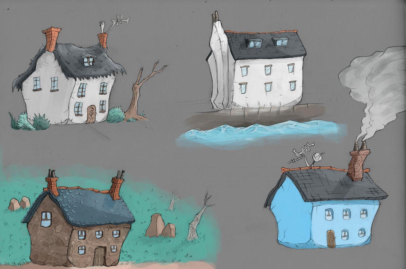 Houses Bloskysmith