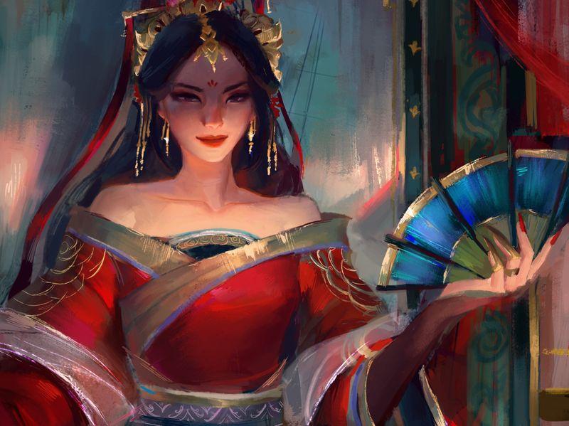 China Queen NPC