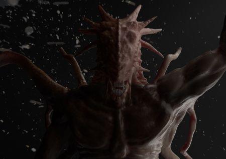 Alien Sculpt