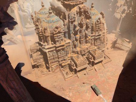 Vishnu Lost Temple