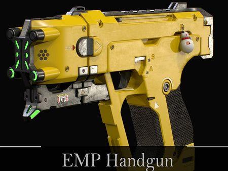 EMP Handgun