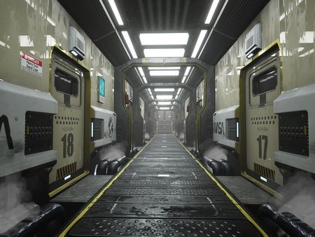 Sci Fi Environment