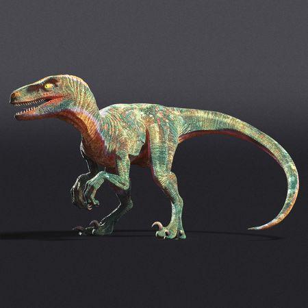 Dinosaur Textureing