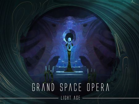 Grand space opera - light age (part 1/5)