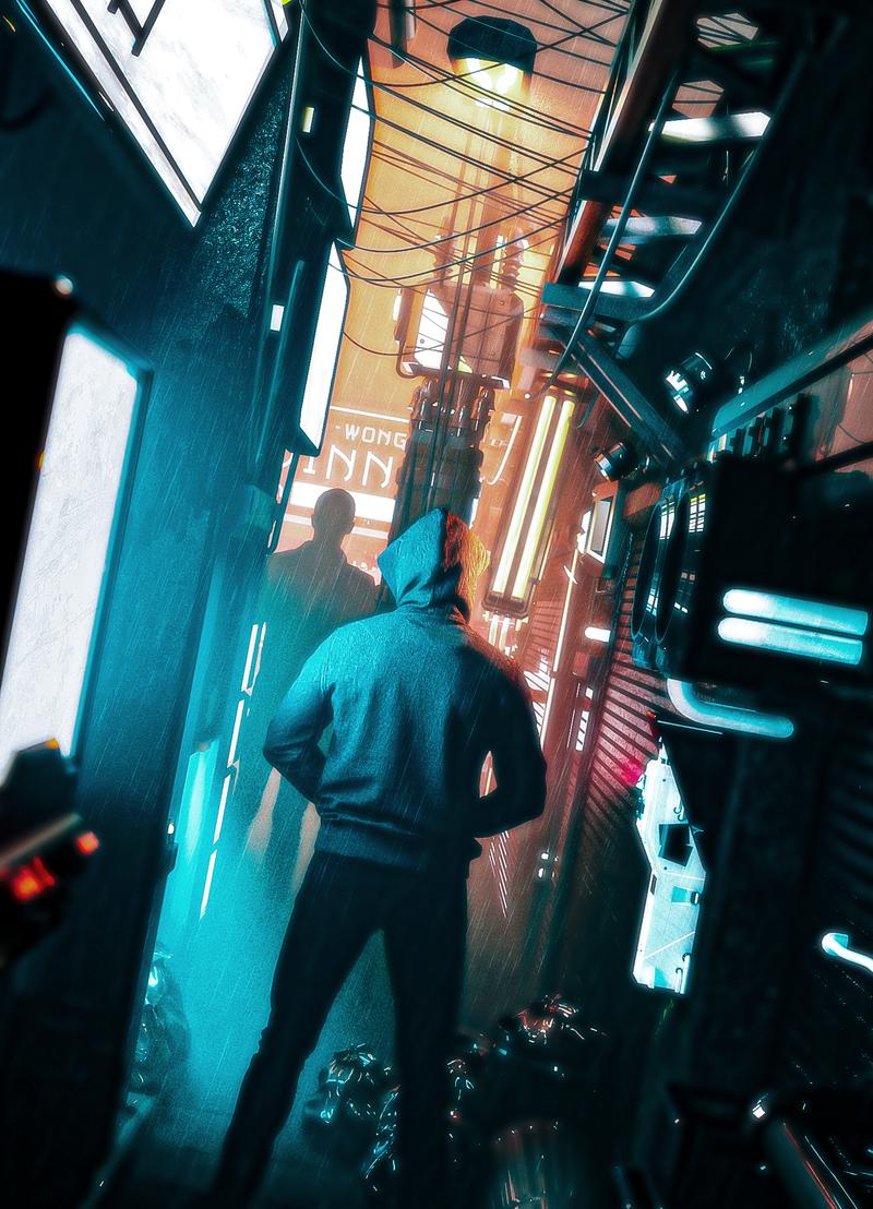 Cyber Street Japan Project