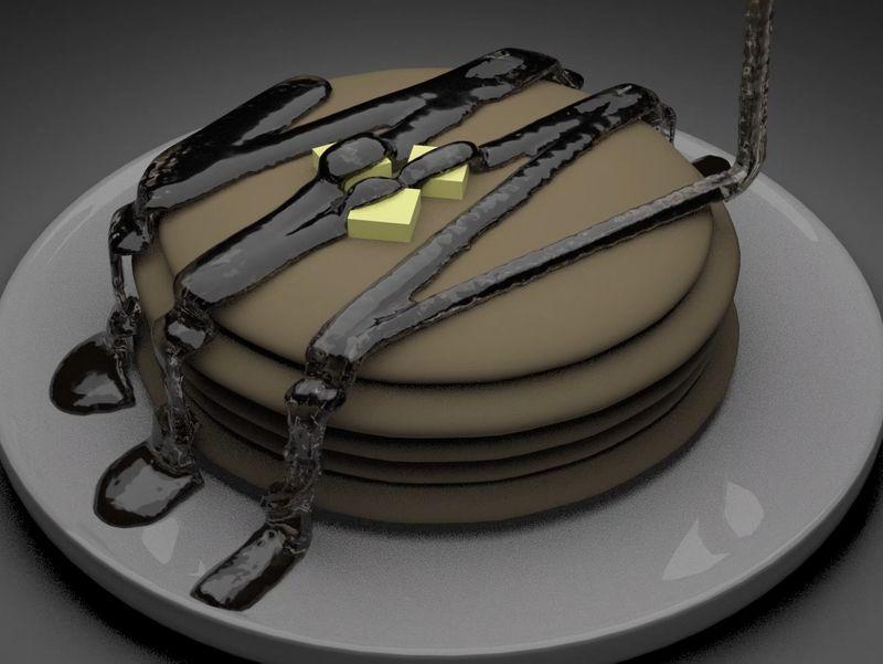 Pancakes and Honey VFX