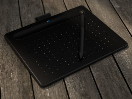 Wacom Tablet & Pen