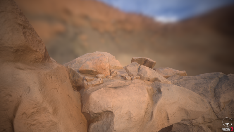 Rocks (Game Ready Unreal Engine)