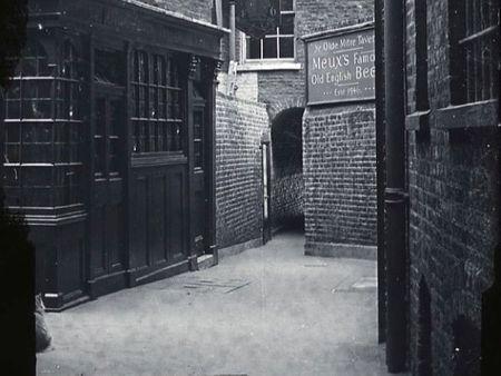 Back Alley Dealings