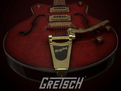 Gretsch G5422TG hollowbody guitar