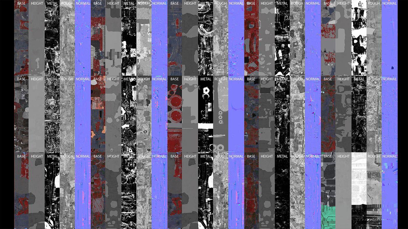 Texturemaps Brianchristopher