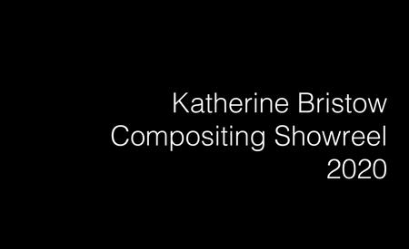 2020 Showreel | Katherine Bristow
