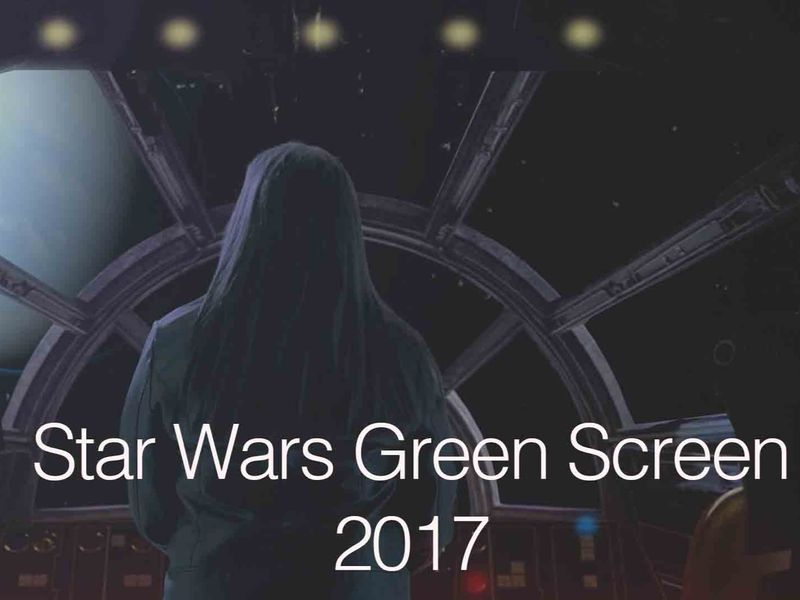 Green Screen Star Wars Project