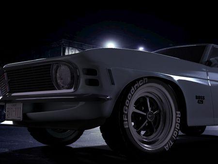 3D vehicle models