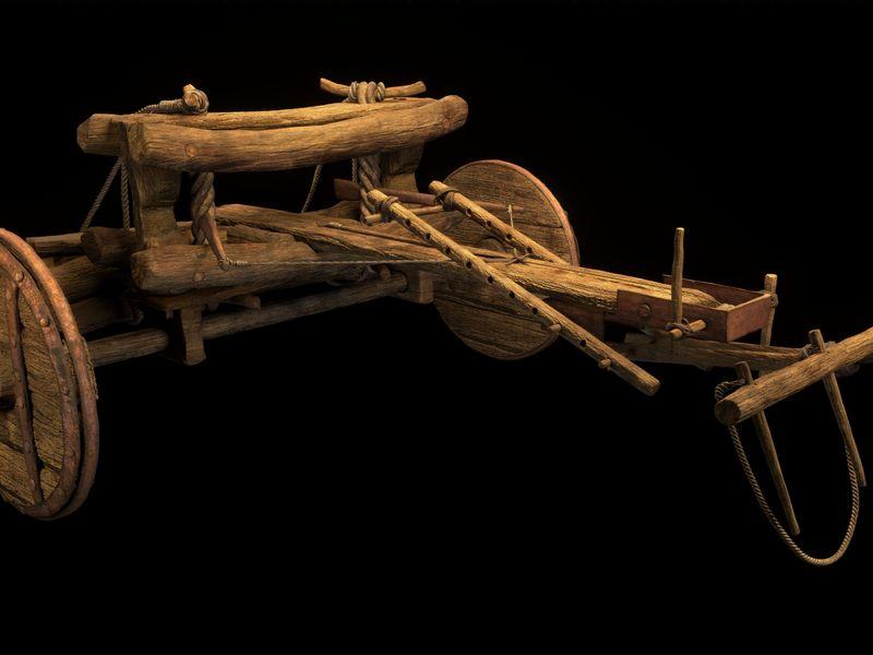 Harappan Catapult