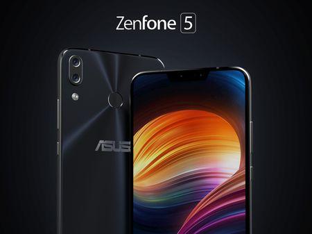 Zenfone 5 Product Render