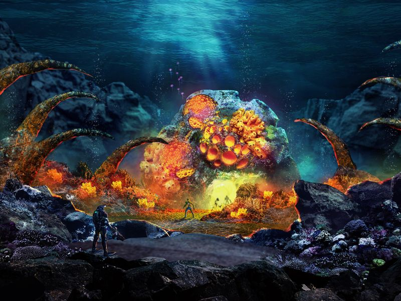 Corahazard - 20K Leagues Under The Sea Remake