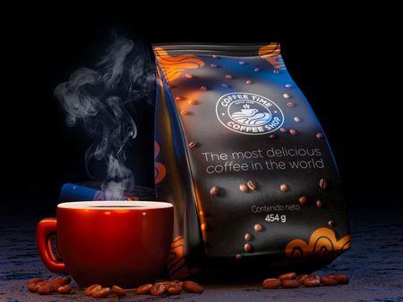 Coffe Bag & Mug