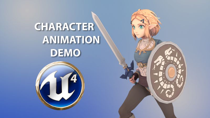 Character Animation Demo