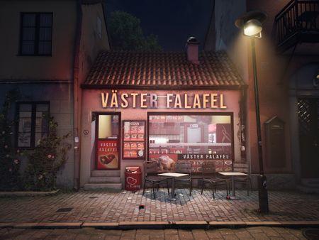 Väster Falafel