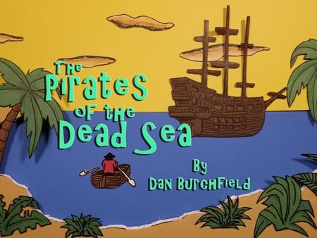 The Pirates of the Dead Sea