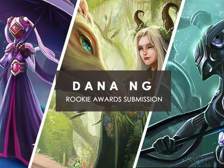 Dana Ng / Girl Meets Art