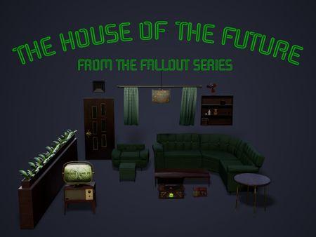 House of the future - Fallout 4