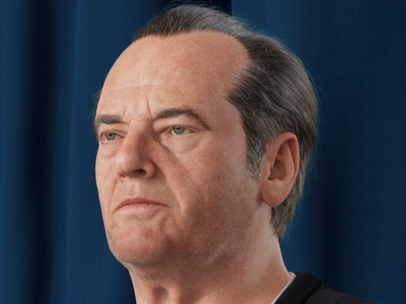 Jack Nicholson Likeness Portrait