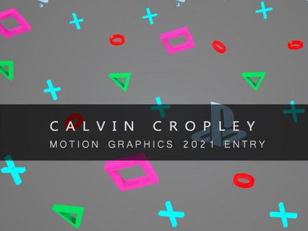 Motion Graphics 2021 Entry