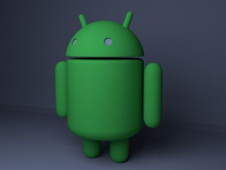 simple android modelling