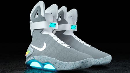 """""""Back to the Future"""" Mag shoes"""