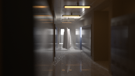 erie school corridor