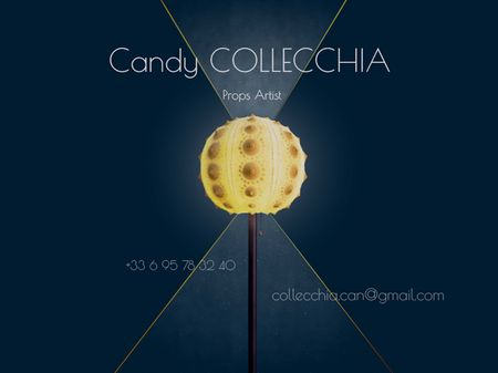 Candy COLLECCHIA - Props Artist - Demoreel 2019