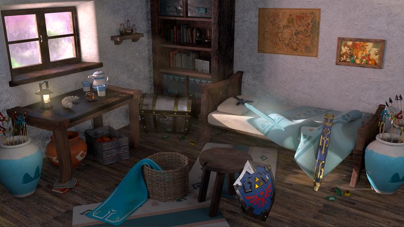 Link's Bedroom