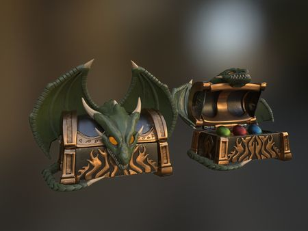 The Dragon Chest